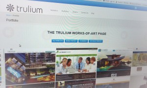 Trulium portfolio image for blog