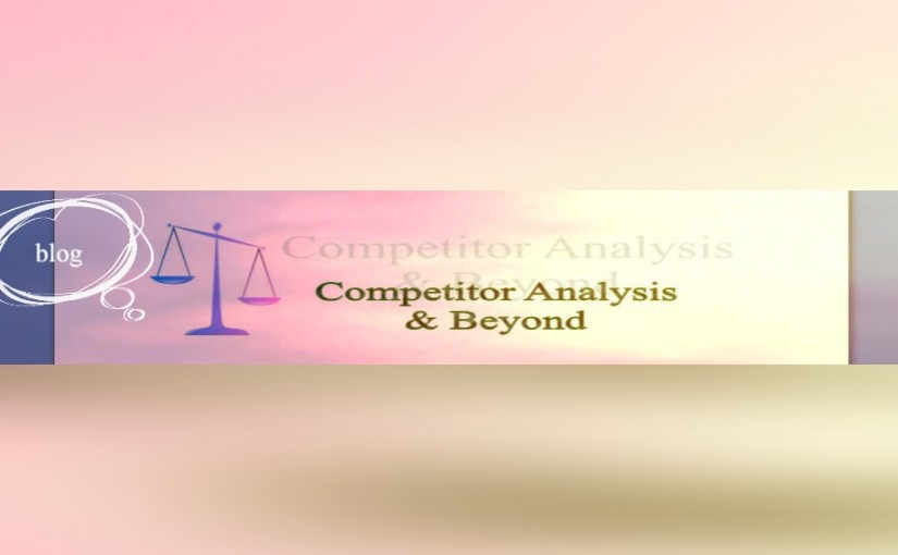 SEO Competitor Analysis and Beyond