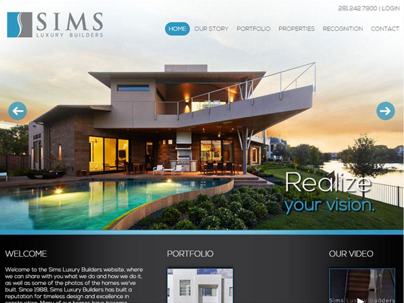 Sims Builders
